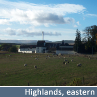 Highlands, eastern