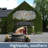 Highlands, southern