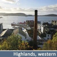 Highlands, western