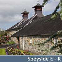 Speyside E - K