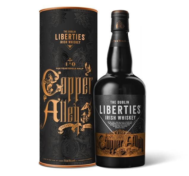 The Dublin Liberties Copper Al...