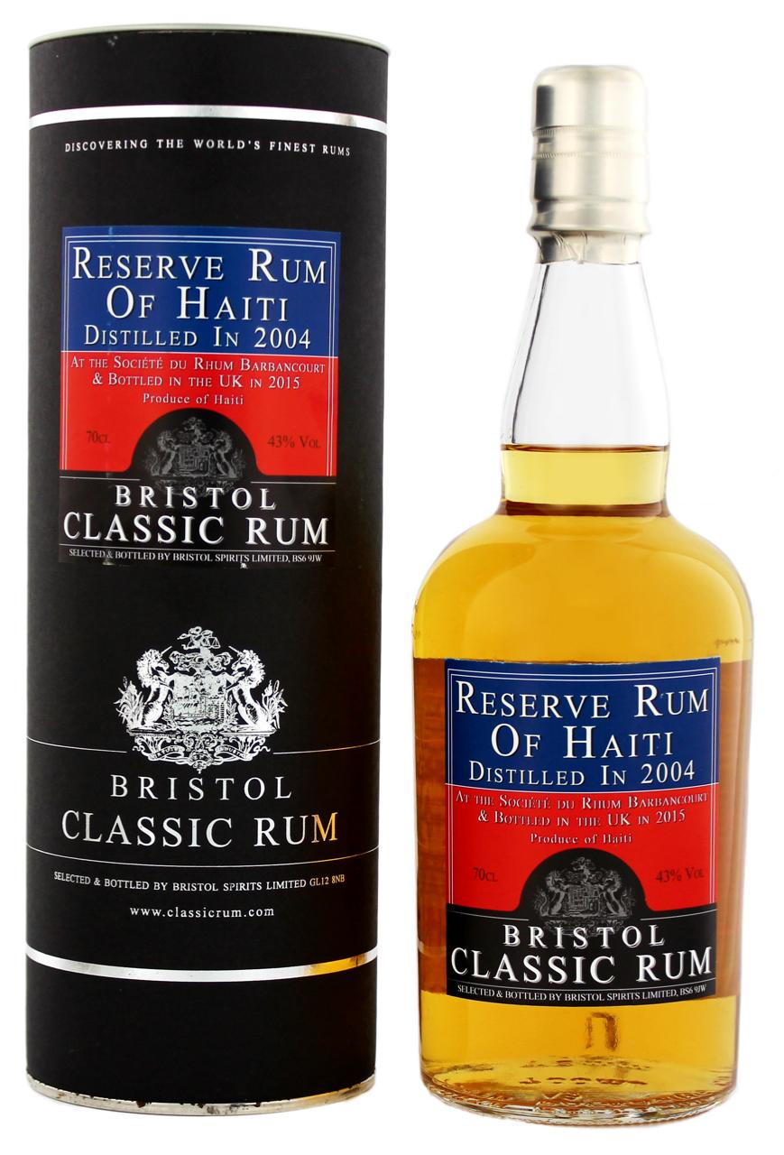 Bristol Reserve Rum of Haiti 2...