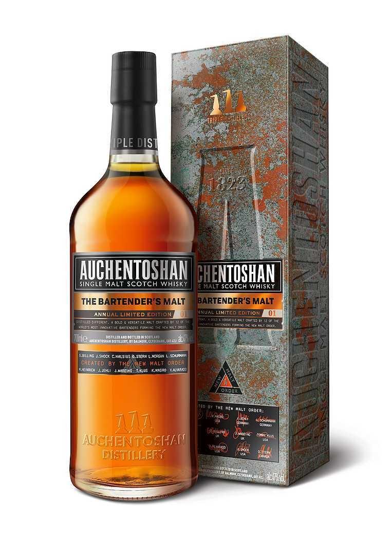 Auchentoshan The Bartender's M...