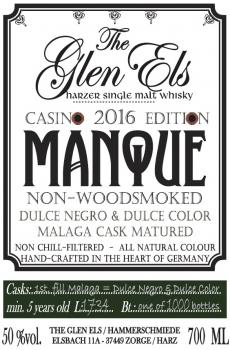 Glen Els Casino Manque