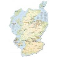 Mousepad Schottland