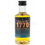 Glasgow 1770 Single Malt Whisky - Triple Distilled Release No. 1