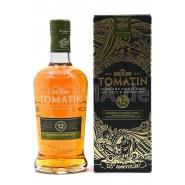 Tomatin 12 Jahre - Neue Ausstattung