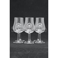 GLENSCOMA Nosing Glas Sechserpack mit Eichstrich 2 und 4cl