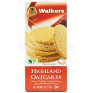 WALKER'S Highland Oatcakes - Hafergebäck