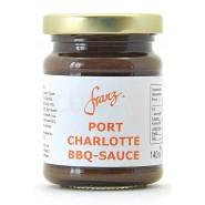 BBQ Sauce mit Port Charlotte