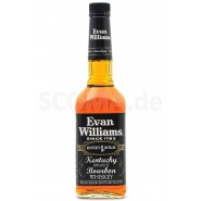Evan Williams Kentucky Bourbon Whiskey - Black Label
