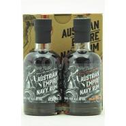 Austrian Empire Navy Rum Reserve 1863 + Solera 18 Jahre