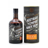 Austrian Empire Navy Rum Double Cask Edition Cognac