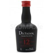 Dictador 12 Jahre Solera System Rum