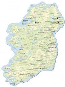 Mousepad Ireland