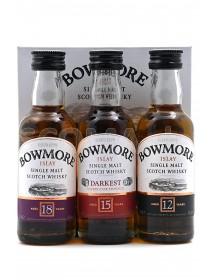 Bowmore Mini-Set