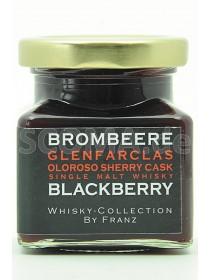 Brombeere mit Glenfarclas Oloroso Sherry Cask