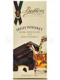 Butlers Dark Chocolate mit Irish Whiskey