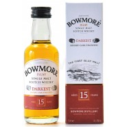 Bowmore 15 years Darkest