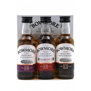 Bowmore Miniature Collection