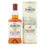 Deanston 10 years Bordeaux Red Wine Finish