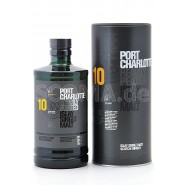 Port Charlotte Scottish Barley 10 years