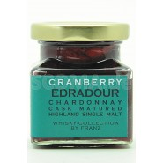 Cranberry with Edradour Chardonnay