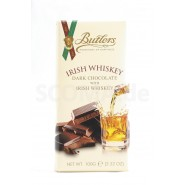Butlers Irish Whiskey Dark Chocolat