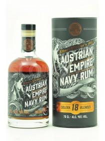 Albert Michler Austrian Empire Navy Rum 18 years