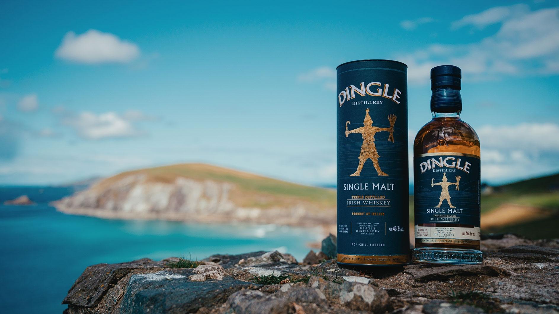 Dingle Single Malt Whiskey
