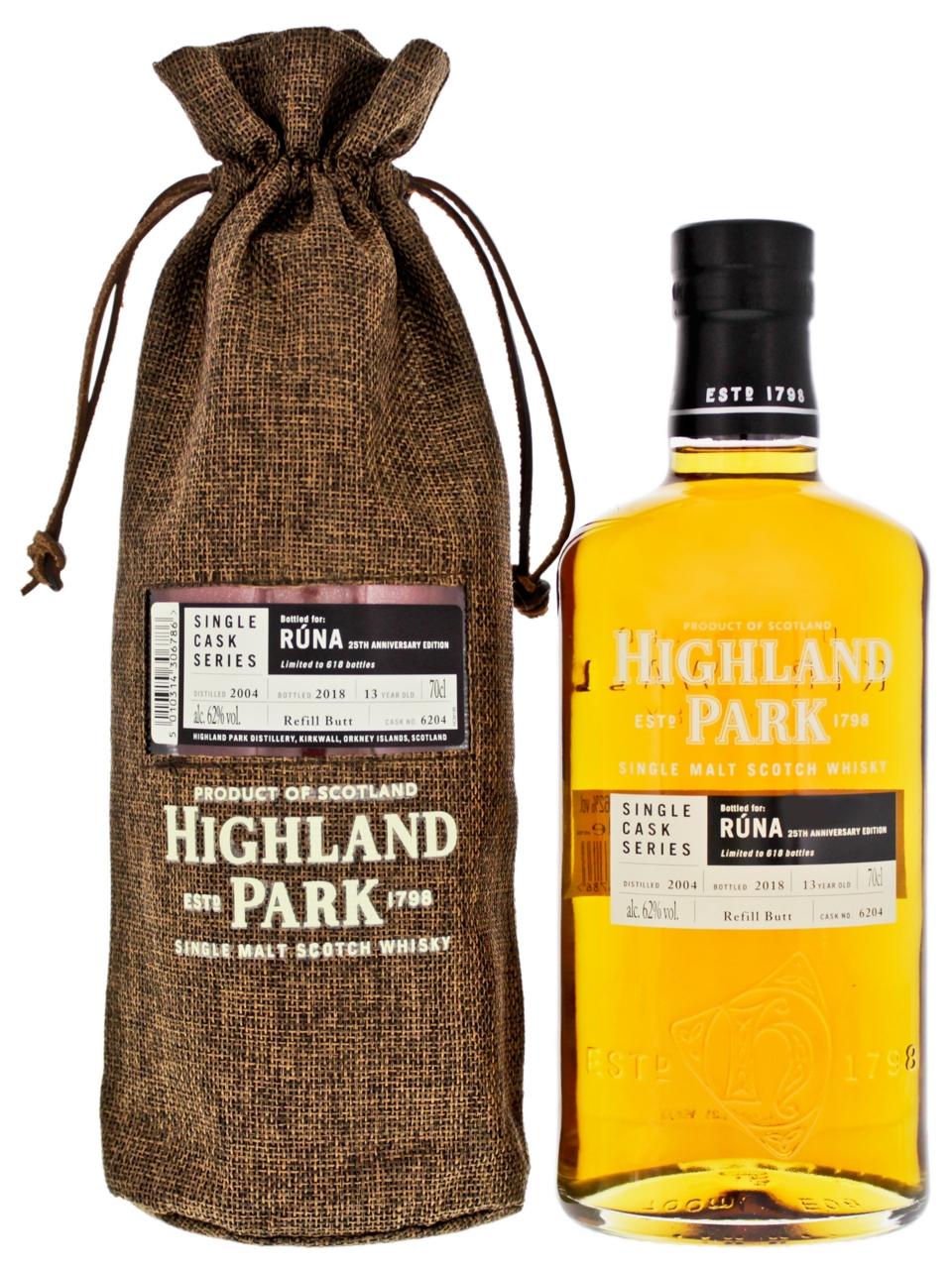 Highland Park Rúna 2004/2018 ...
