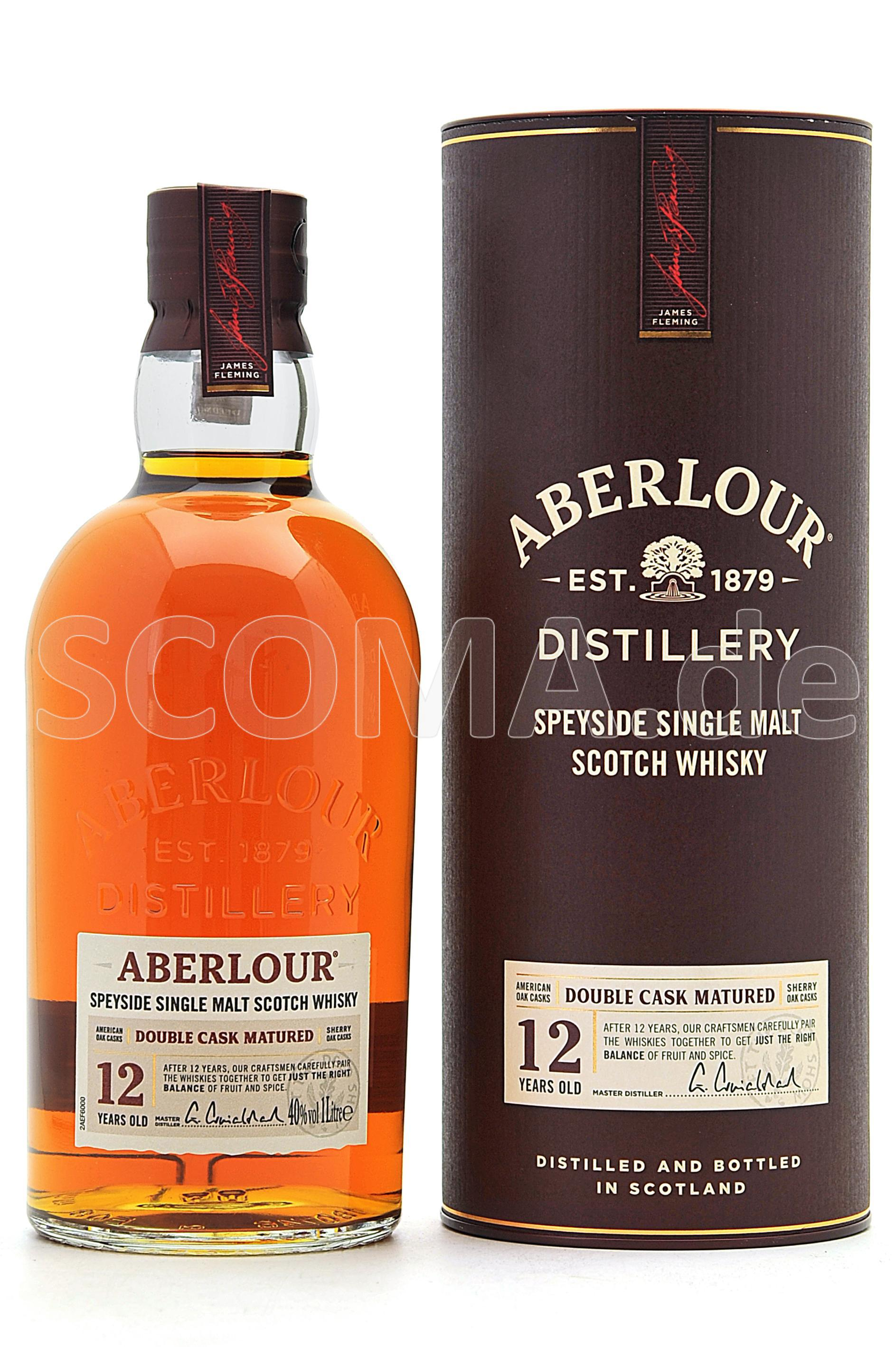 Aberlour 12 years Double Cask