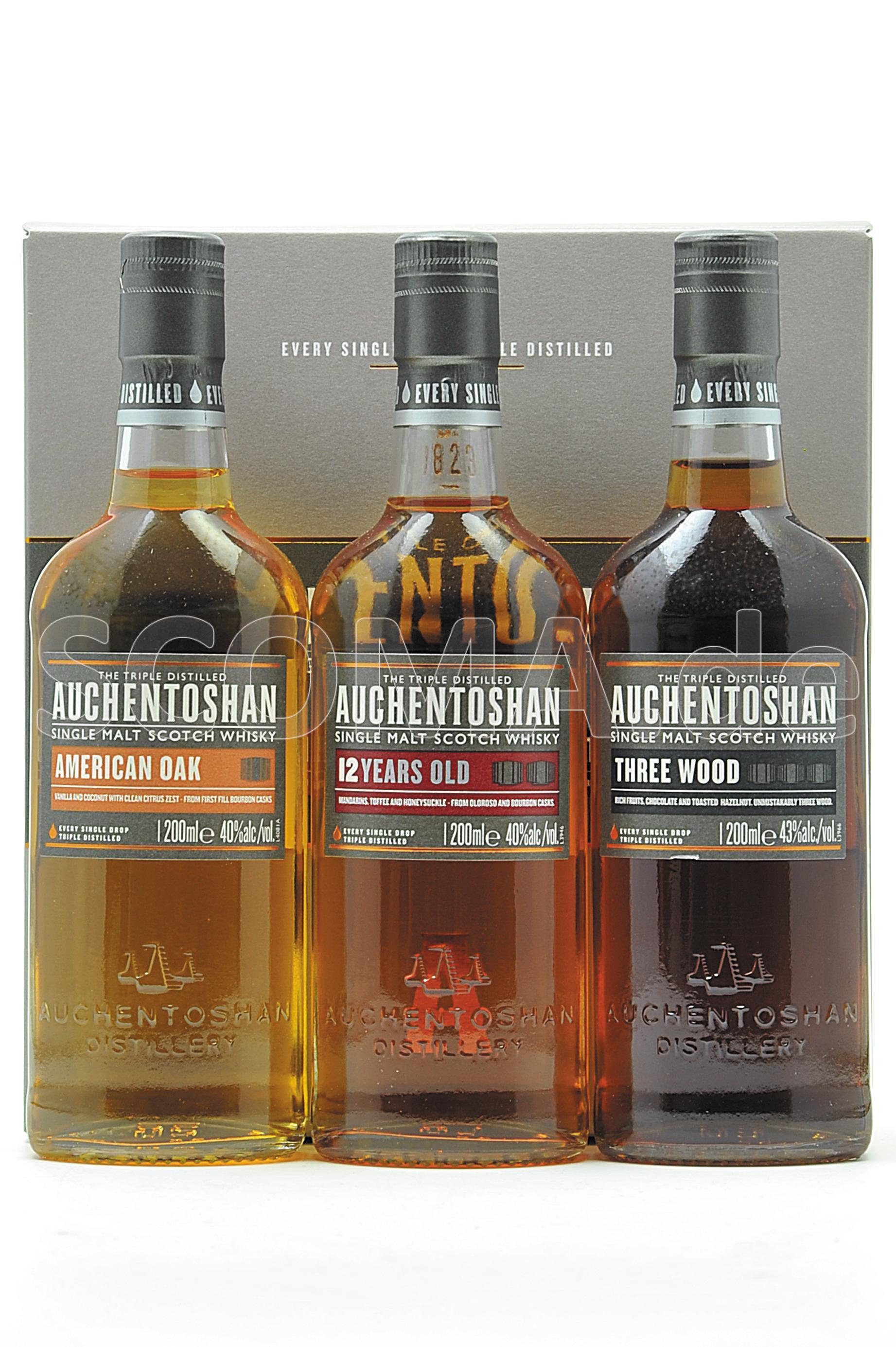 Auchentoshan Collection