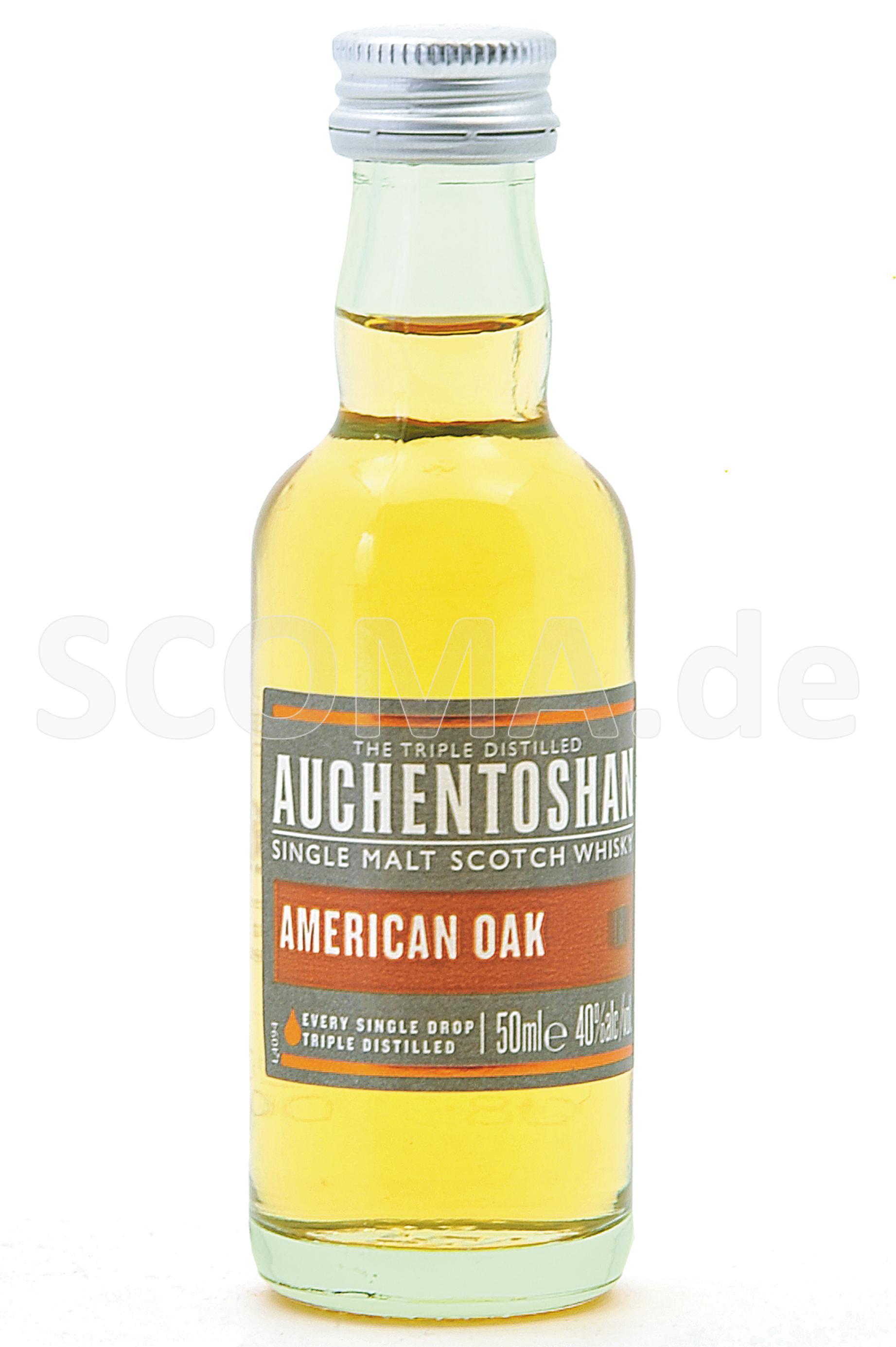 Auchentoshan Amecan Oak - Gesc...