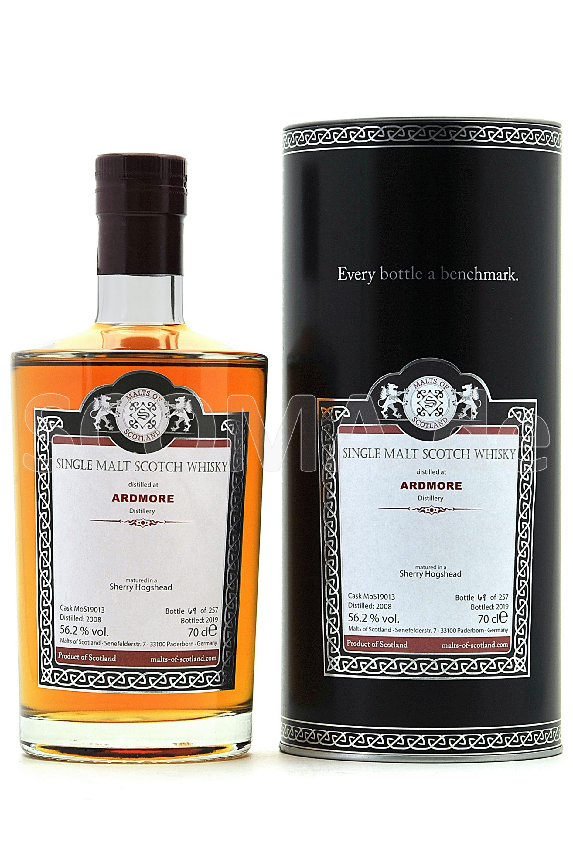 Ardmore 2008/2019 Sherry Cask