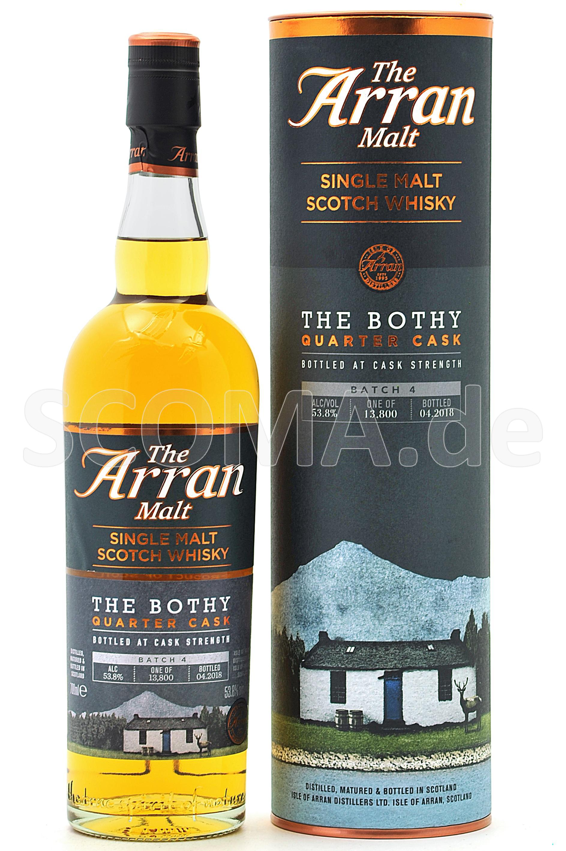 Arran The Bothy Quarter Cask #...