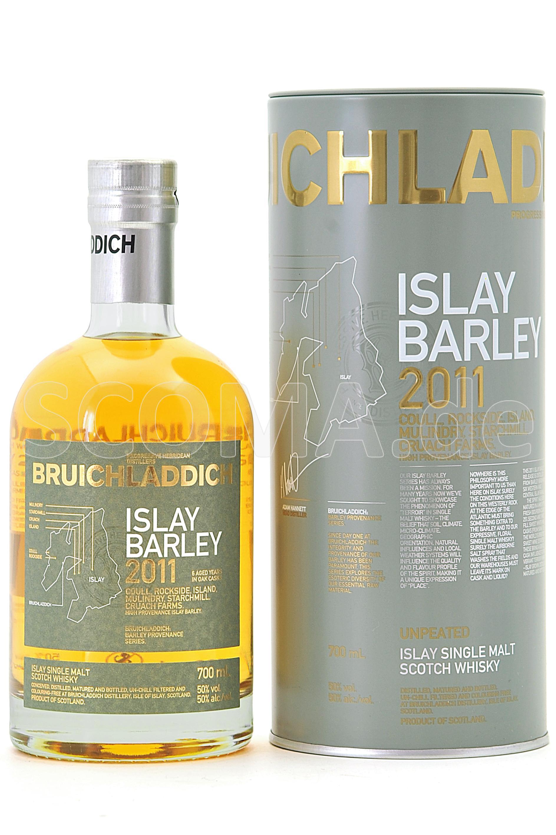 Bruichladdich Islay Barley 201...
