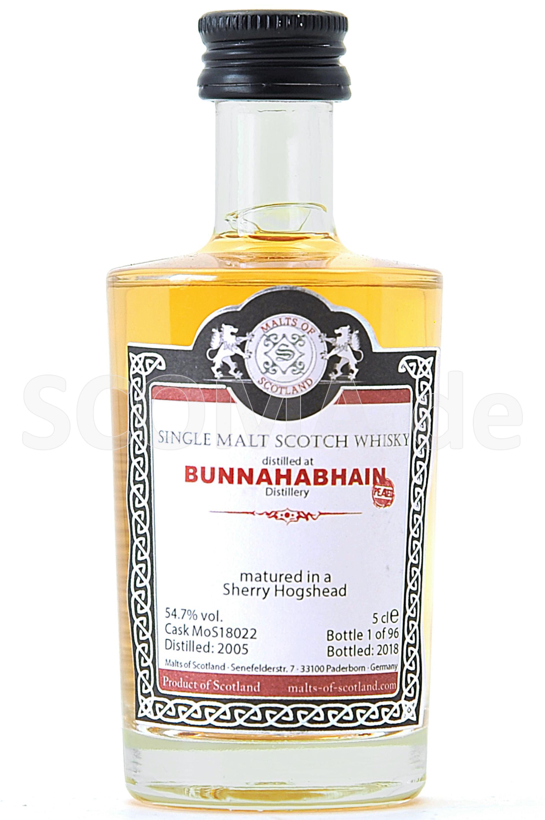 Bunnahabhain 2005/2018 Sherry ...