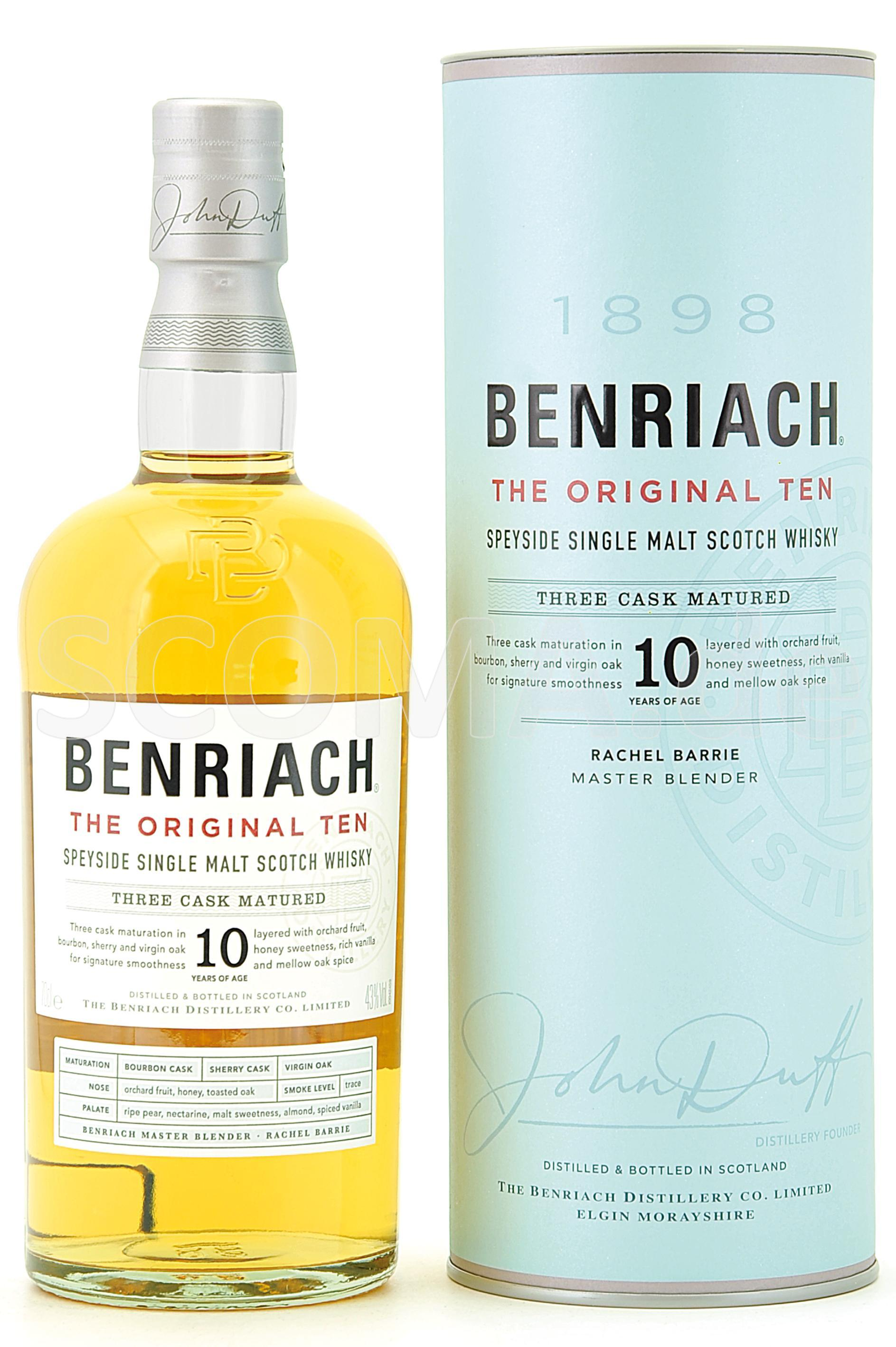 Benriach The Original Ten 10 J...