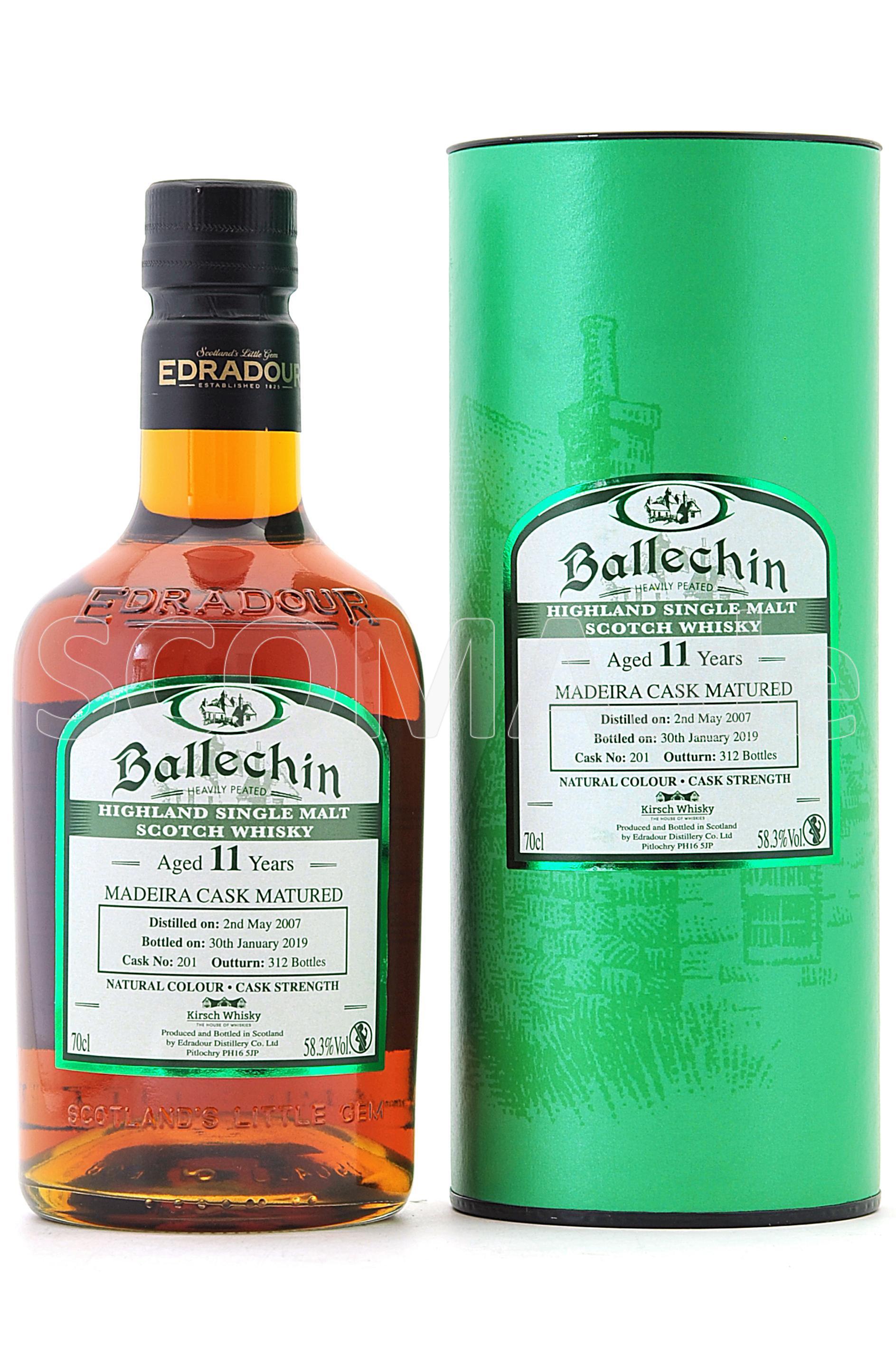 Ballechin 2007/2019 11 years M...
