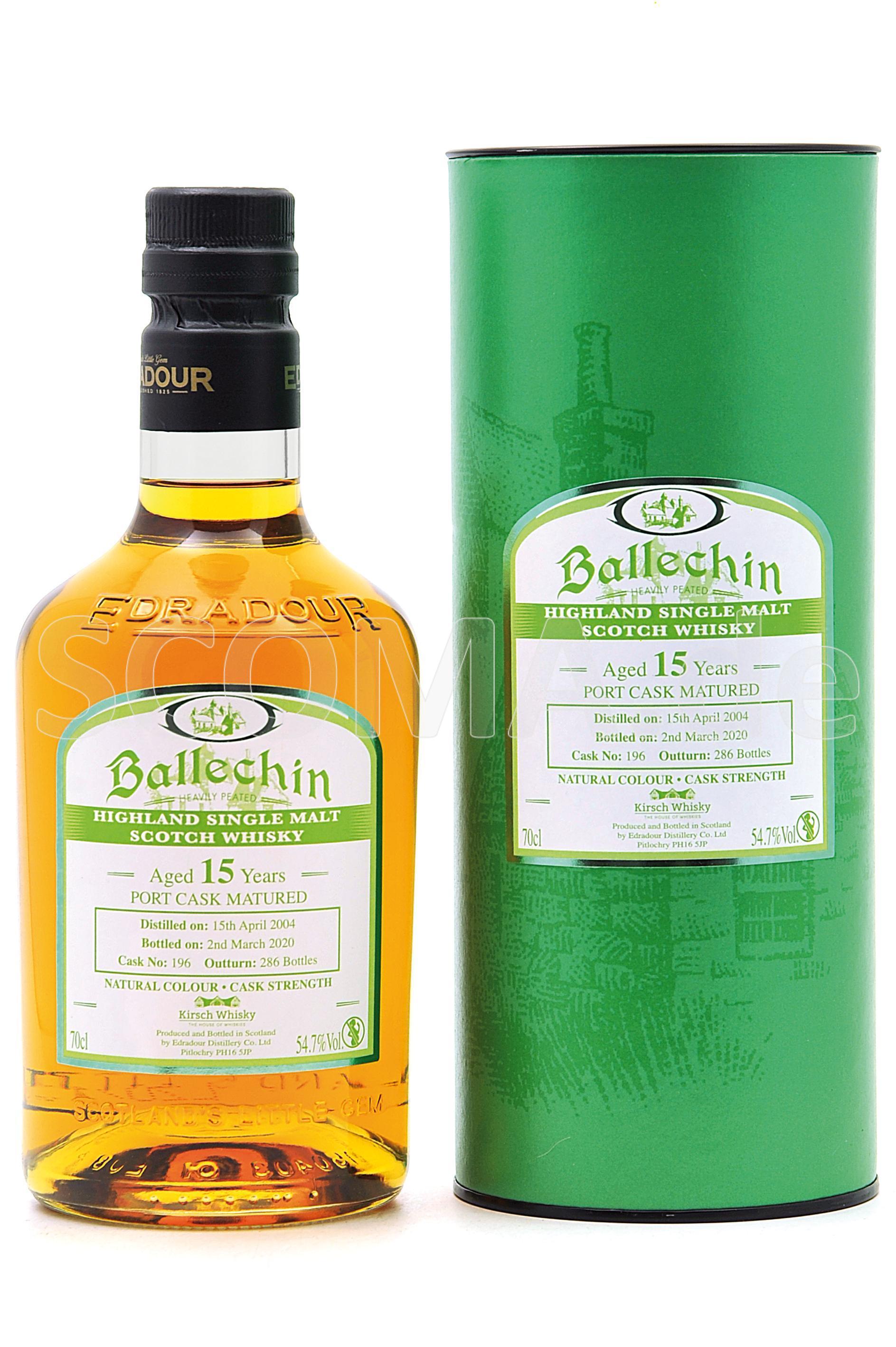 Ballechin 2004/2020 15 Jahre