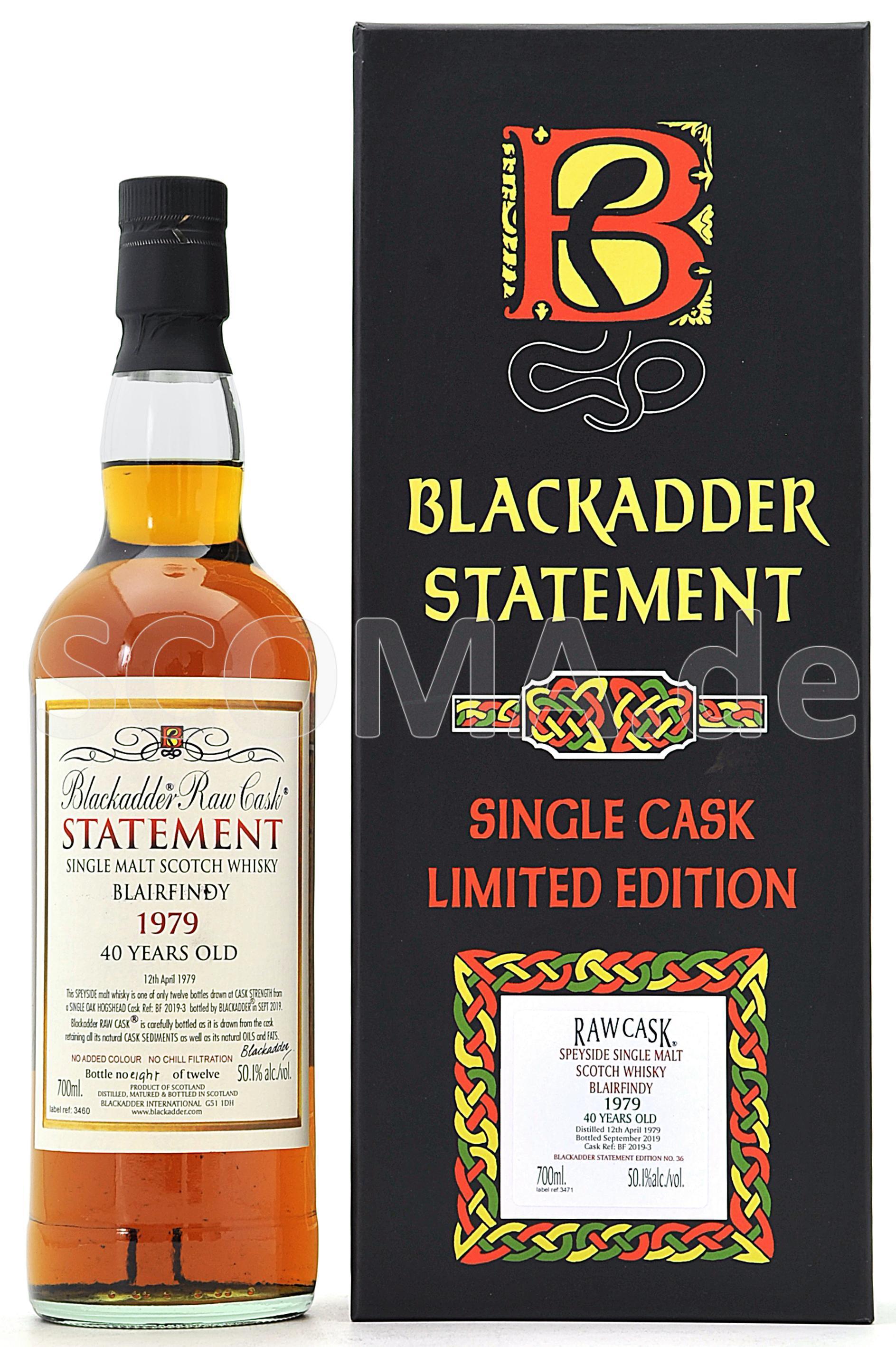 Blairfindy Blackadder Statemen...