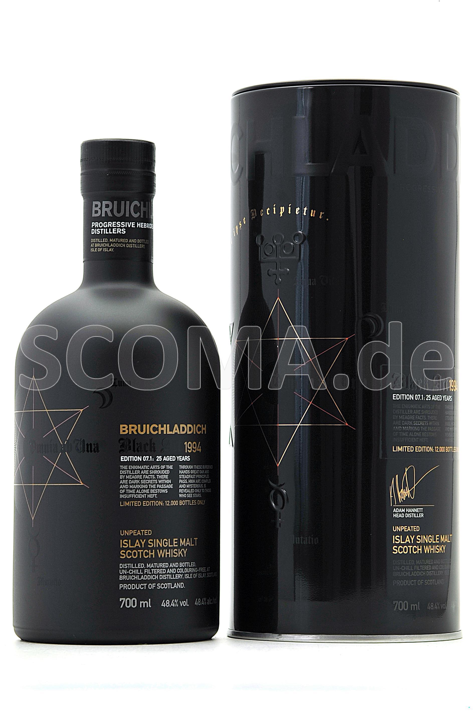 Bruichladdich 2003/2017 Bourbo...