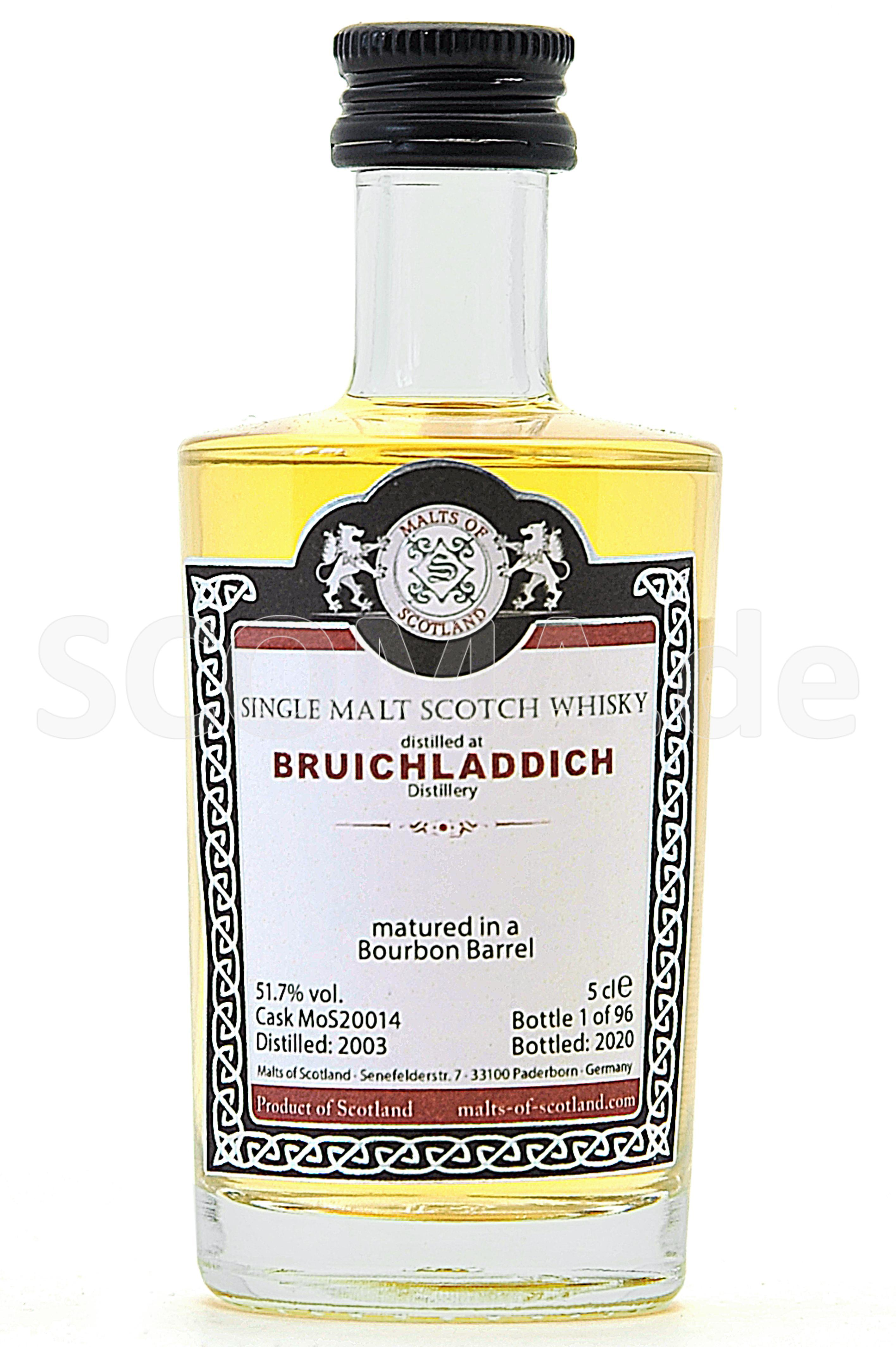 Bruichladdich 2003/2020