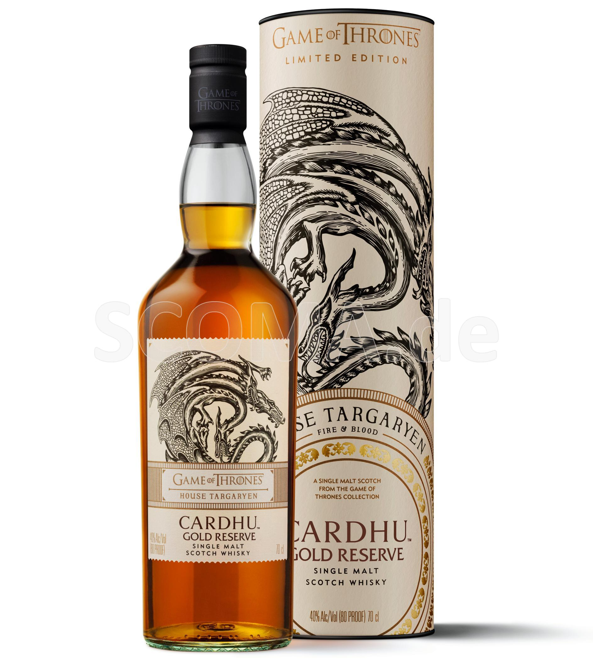 Cardhu Gold Reserve - Game of ...