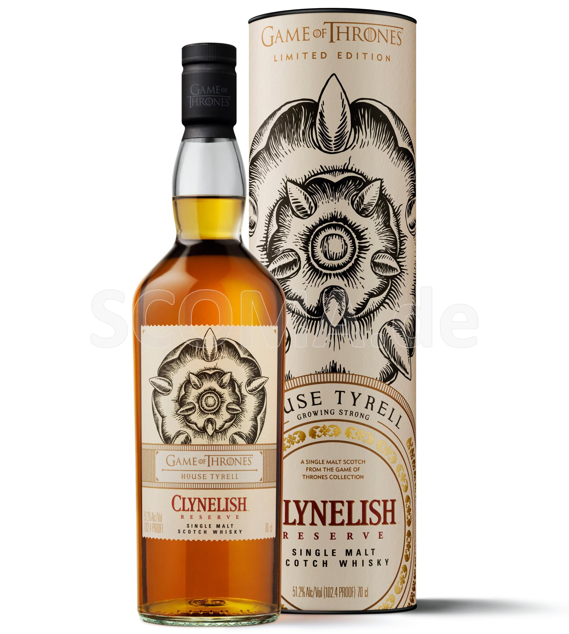 Clynelish Reserve - Game of Th...