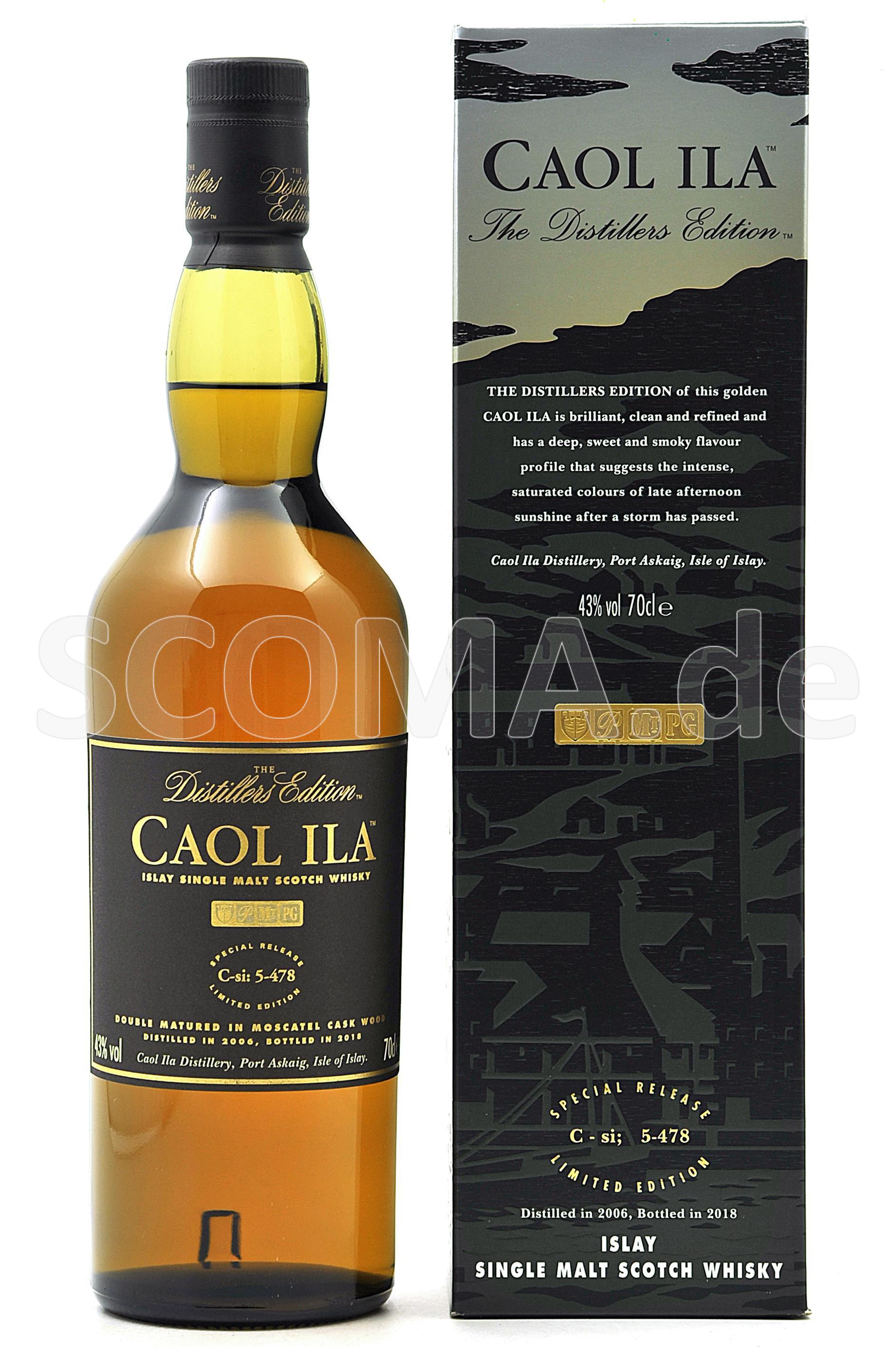 Caol Ila Distillers Edition 20...