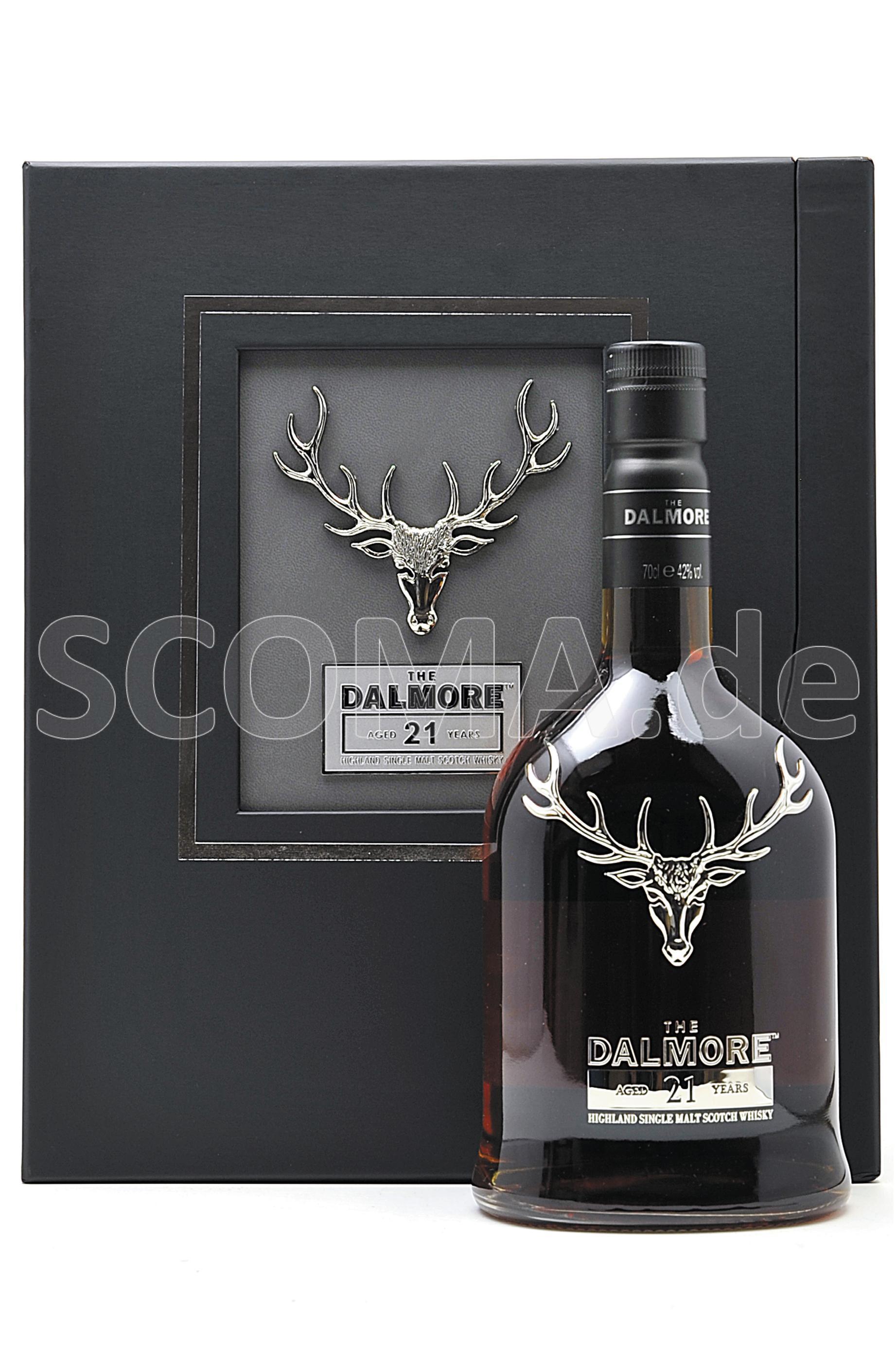 Dalmore 21 years