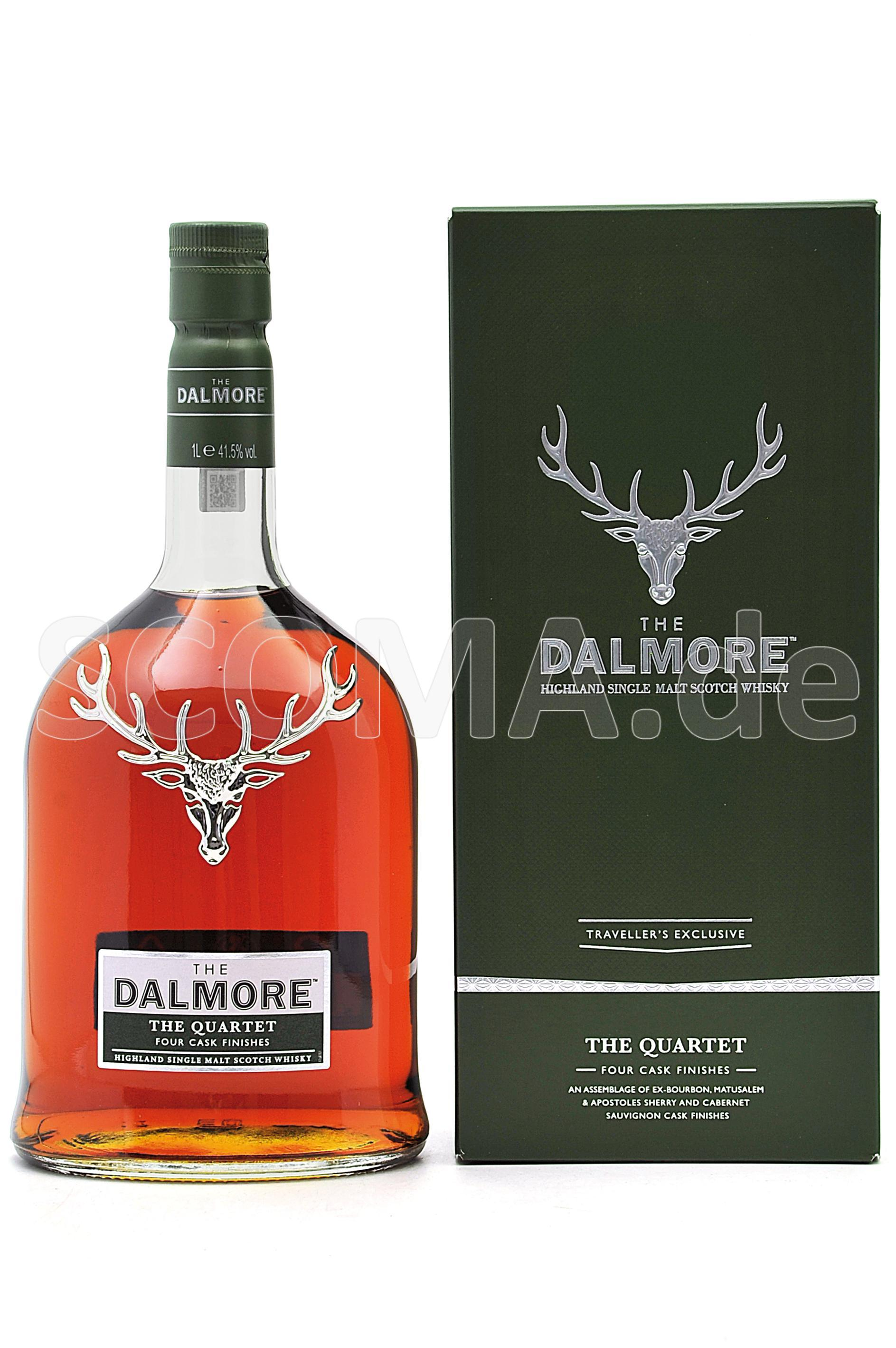 Dalmore The Quartet - Four Oak...
