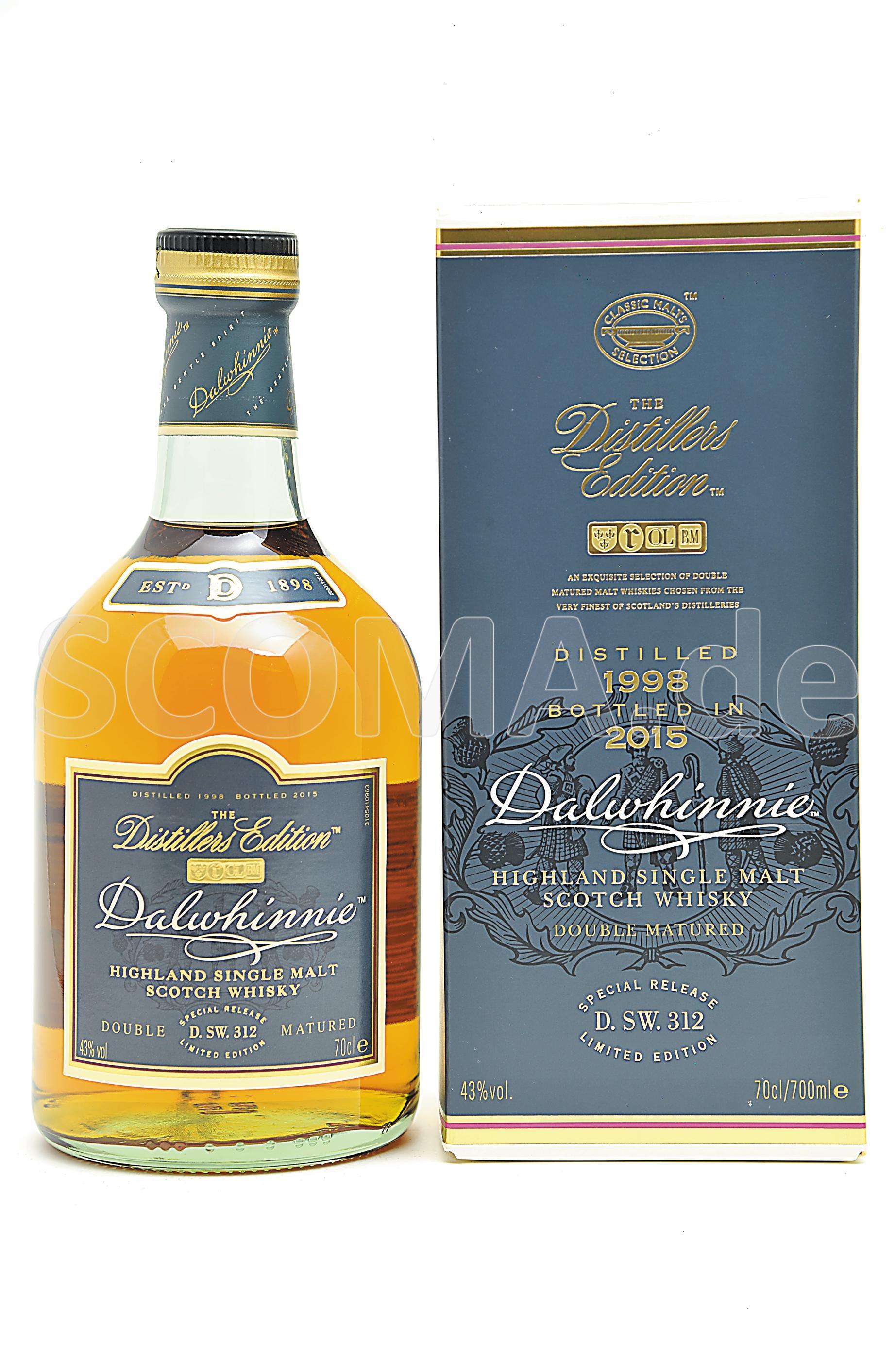 Dalwhinnie 1998/2015 Distiller...